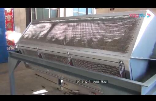 六角滚筒筛视频